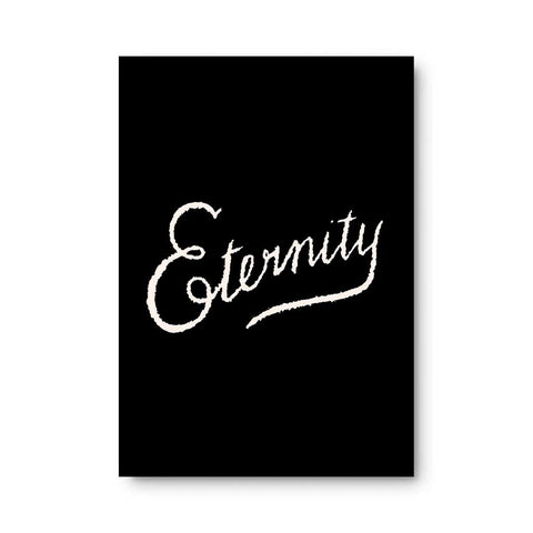 Eternity Sticky Note Pad