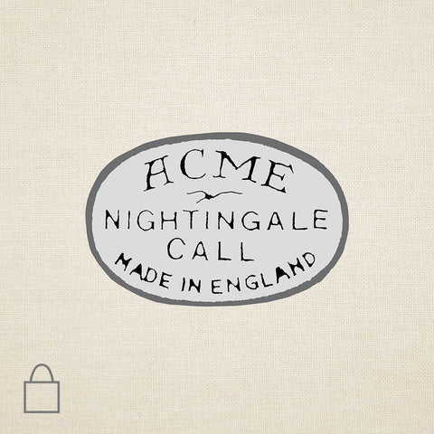 Acme Nightingale Tote Bags