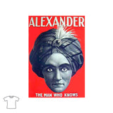 Alexander Knows T Shirt for Women