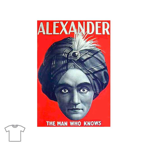 Alexander Knows T Shirts
