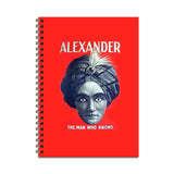 Alexander Knows Notebook