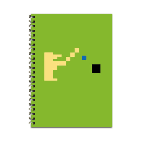 Atari Golf Guy Notebook