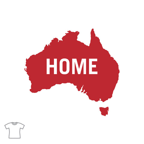Australia HOME T Shirt for Women