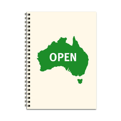 Australia Open Notebook