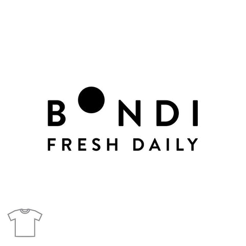 Bondi Fresh Daily T Shirts