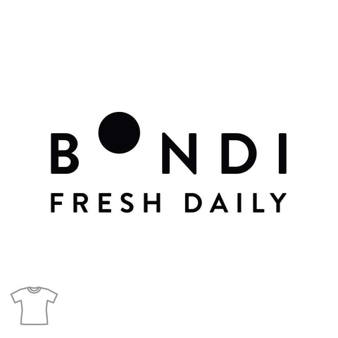 Bondi Fresh Daily T Shirt for Women
