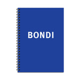 Bondi Local Notebook