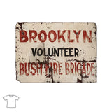Brooklyn Bushfire Brigade T Shirt for Women