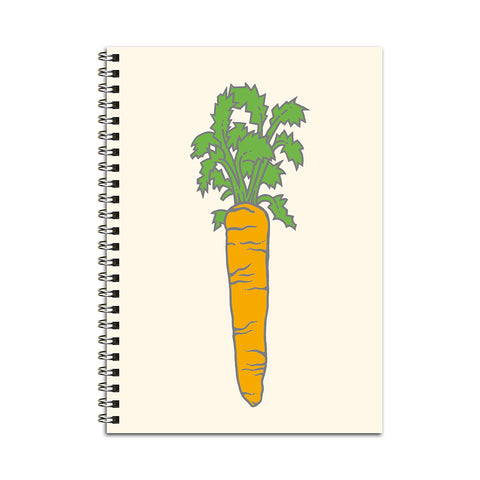 Carrot & Bunny Notebook
