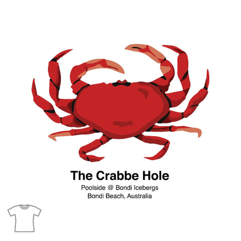 Crabbe Hole T Shirt for Women