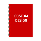 Custom Design Notebook