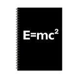 E=mc2 Notebook