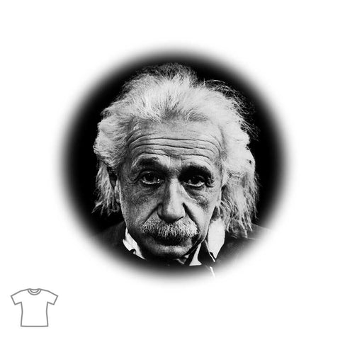 Einstein T Shirt for Women