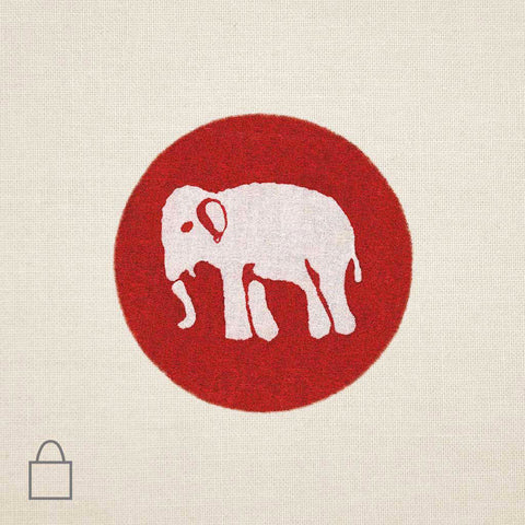Elephant Tote Bags
