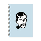 Father Head Notebook