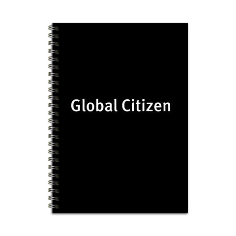 Global Citizen Notebook