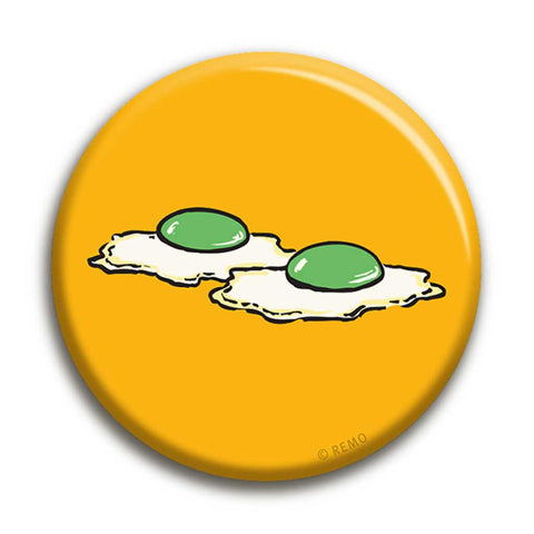 Green Eggs Badge