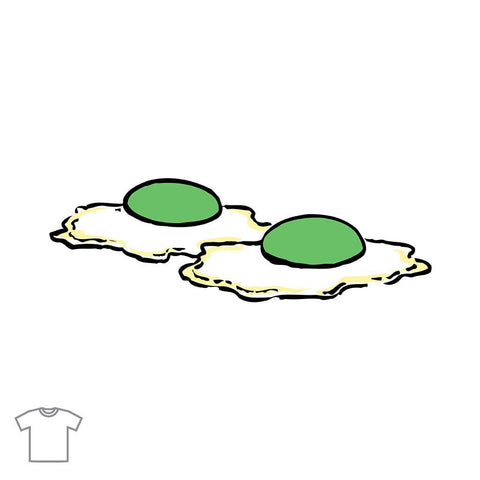 Green Eggs T Shirts
