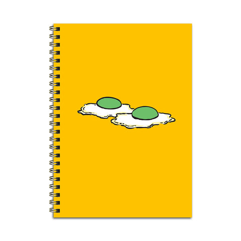 Green Eggs Notebook