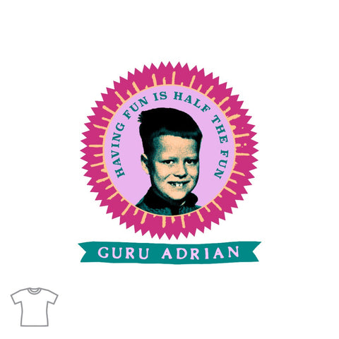 Guru Adrian T Shirt for Women
