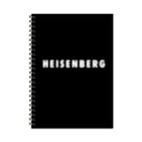 Heisenberg Notebook