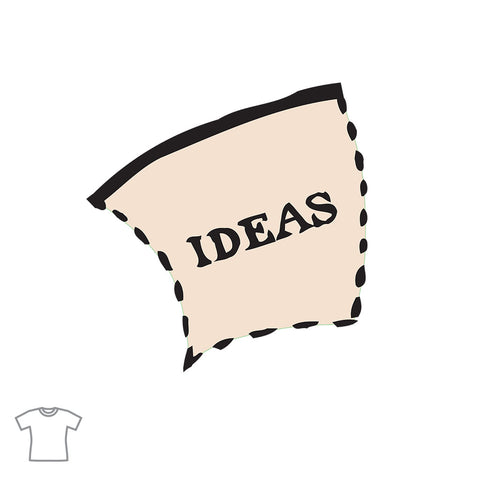 IDEAS Segment T Shirt for Women