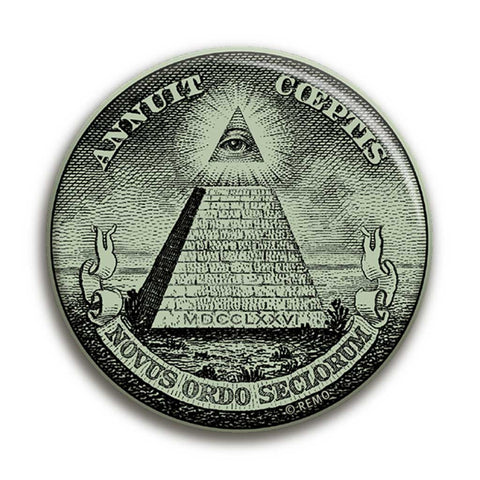 Illuminati Badge