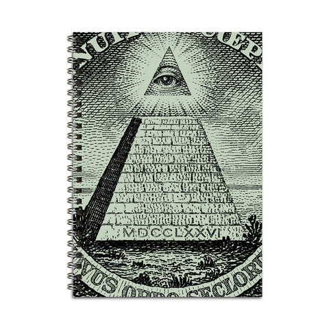 Illuminati Notebook