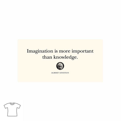 Imagination T Shirt for Women