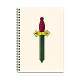 Italian Sword Notebook