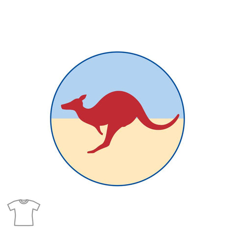 Kangaroo T Shirt for Women