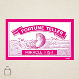 Miracle Fish Tote Bags