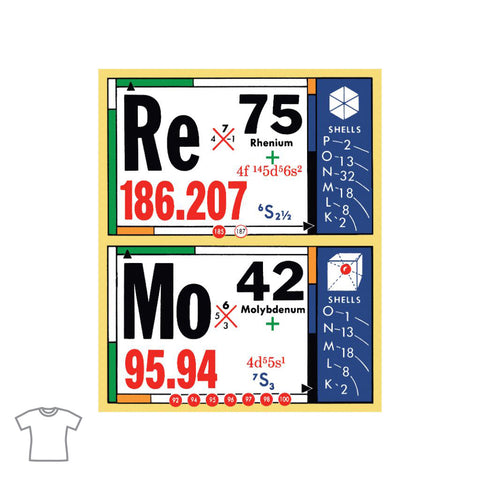 Periodic Re Mo T Shirt for Women