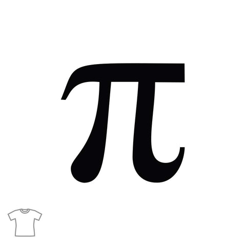 Pi T Shirt for Women