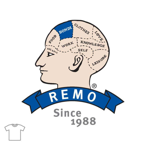 REMO Head Bondi T Shirts