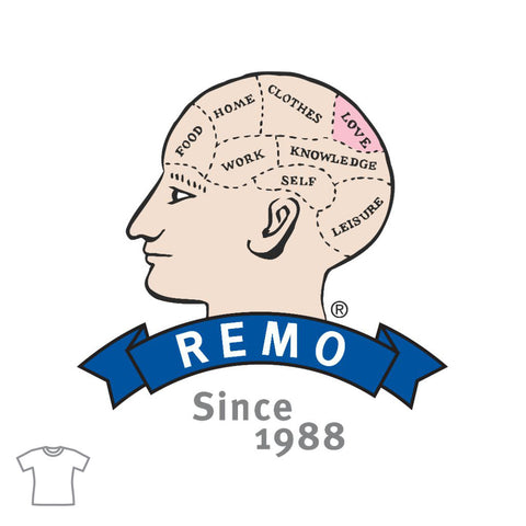 REMO Head Love T Shirt for Women