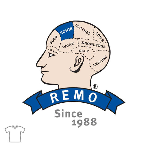 REMO Head Bondi T Shirt for Women