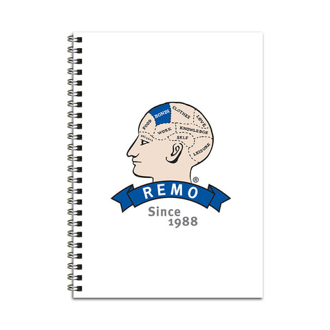 REMO Head Bondi Notebook