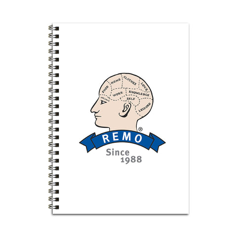 REMO Head Notebook