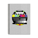 REMO TV Notebook