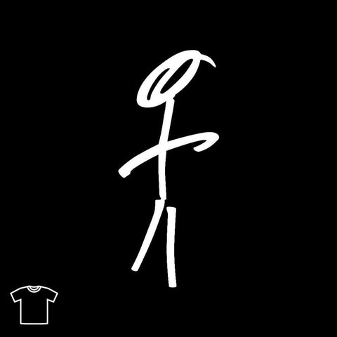 Stick Man T Shirts