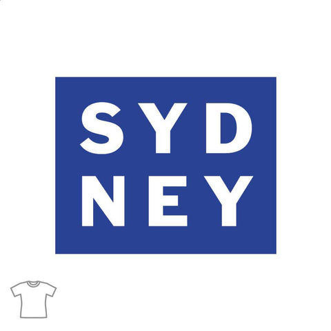 Syd Ney T Shirt for Women