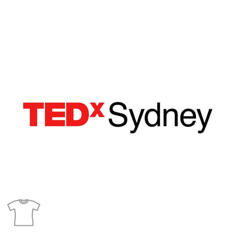 TEDxSydney Logo T Shirt for Women