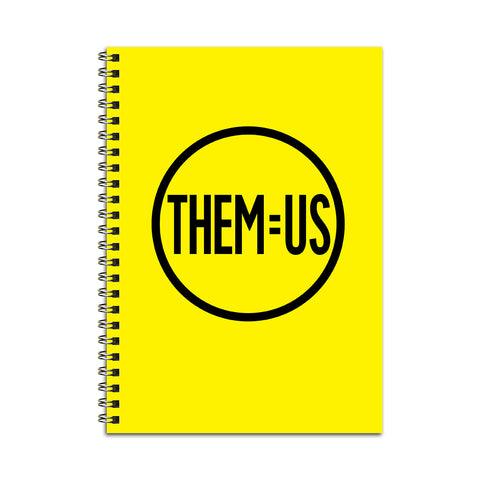 THEM=US Notebook