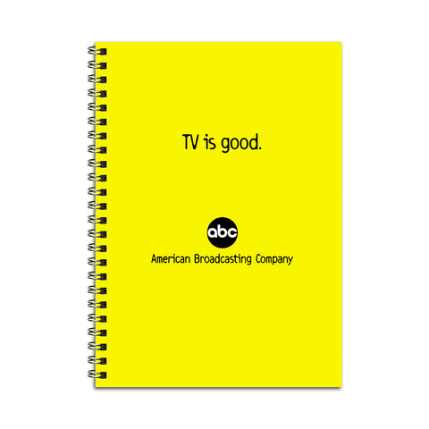 TV is Good Notebook