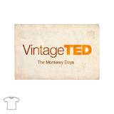 Vintage TED T Shirt for Women