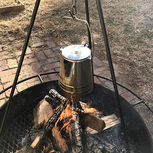 Coletti Butte Campfire Percolator – 14 Cup Stainless Steel