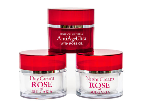 Anti Age Ultra, Day Cream and Night Cream Package