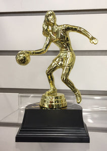 Small Sports Trophy