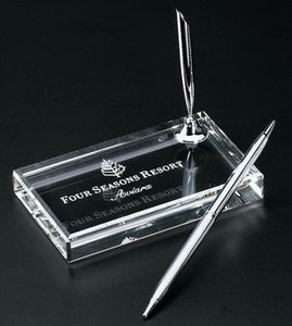 Crystal Pen Set